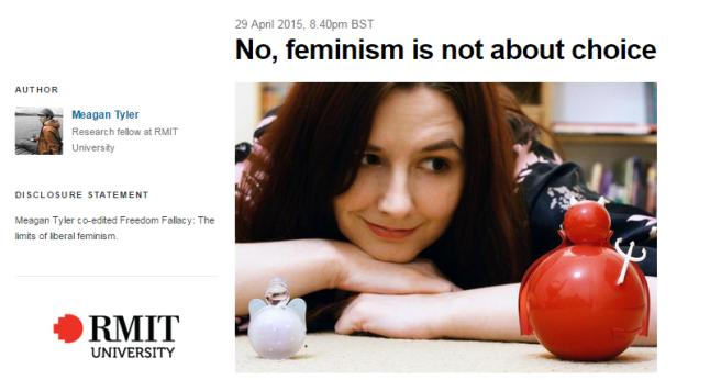 feminismchoice
