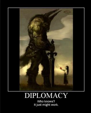 D&D diplomacy